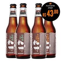 Kit de Cervejas DUM - Compre 2 e Leve 4