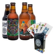 Kit de Cervejas Eden Beer - Com Baralho Exclusivo Grátis