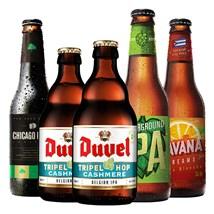 Kit de Cervejas Grandes Marcas Grandes Descontos - Duvel  Por R$ 11,90