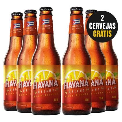 Kit de Cervejas Havana Dreams - Compre 4 e Leve 6