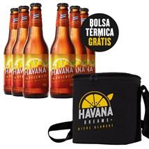 Kit de Cervejas Havana Dreams - Compre 6 e Ganhe Bolsa Térmica Exclusiva