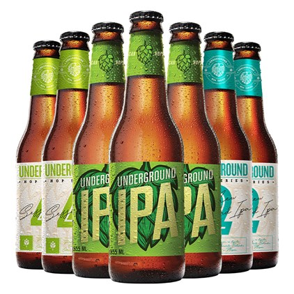 Kit de Cervejas IPA - Compre 4 Leve 7