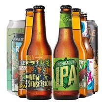 Kit de Cervejas IPAS - Compre 6 e Leve 8