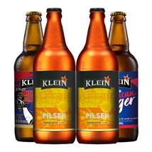 Kit de Cervejas Klein Bier - Compre 3 e Leve 4