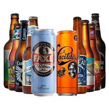 Kit de Cervejas Leves - Compre 8 e Leve 10