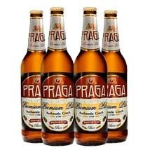 Kit de Cervejas Praga Premium - Compre 3 e Leve 4