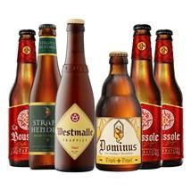 Kit de Cervejas Tripel - Compre 5 e Leve 6