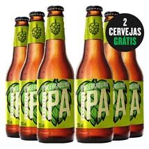 Kit de Cervejas Underground - Compre 4 e Leve 6