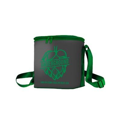 Kit de Cervejas Underground - Compre 6 e Ganhe Bolsa Térmica Exclusiva