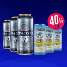 Kit do Brasil até a Rússia - Compre 6 Cervejas Especiais Com 40% OFF