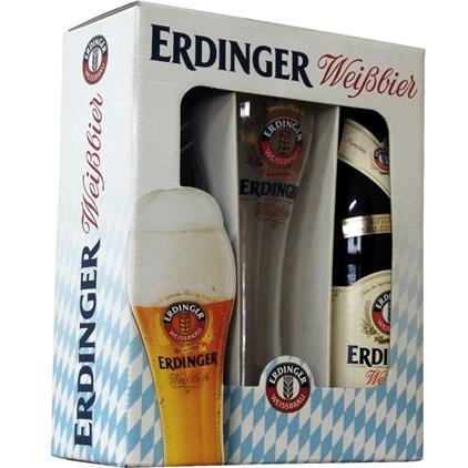 Kit Erdinger Weiss e Dunkel