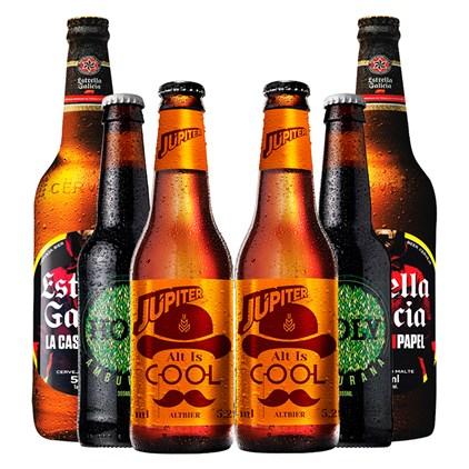 Kit Especial de Cervejas Dose Dupla