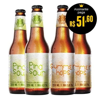Kit Especial de Cervejas Lobos - 30% OFF