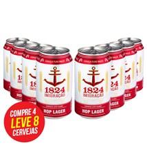 Kit Imigração Hop Lager - Compre 4 Leve 8 Cervejas
