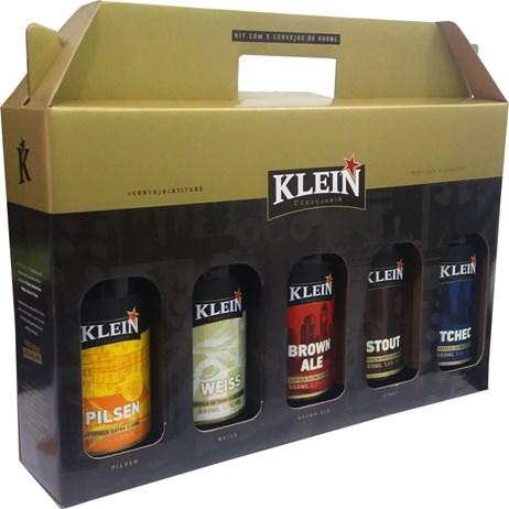 Kit Klein Bier 5 Estilos