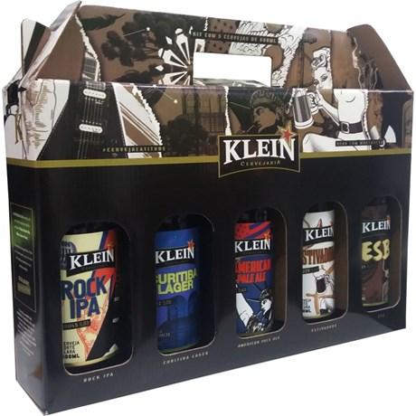 Kit Klein Bier 5 Estilos Rock