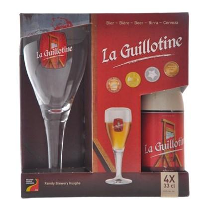 Kit La Guillotine 330ml