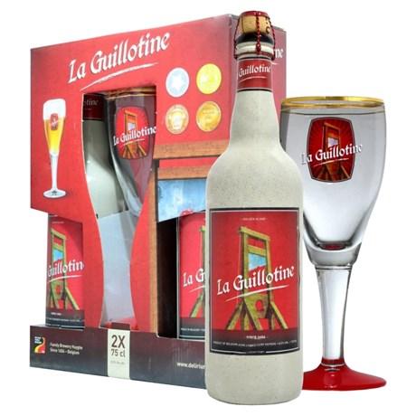 Kit La Guillotine 750ml