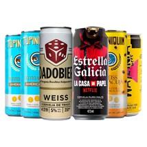 Kit Latas - Compre 4 Cervejas e Leve 6