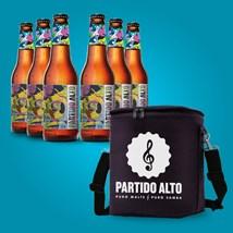 Kit Partido Alto - 6 Cervejas + Bolsa Térmica Exclusiva