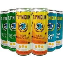 Kit Tupiniquim Lata - Compre 3 leve 6 Cervejas