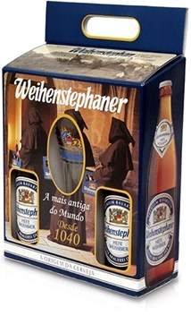 Kit Weihenstephaner - 2 Cervejas
