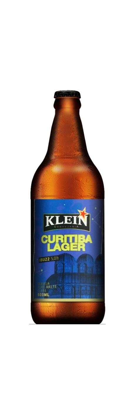 Klein Bier Curitiba Lager 600ml