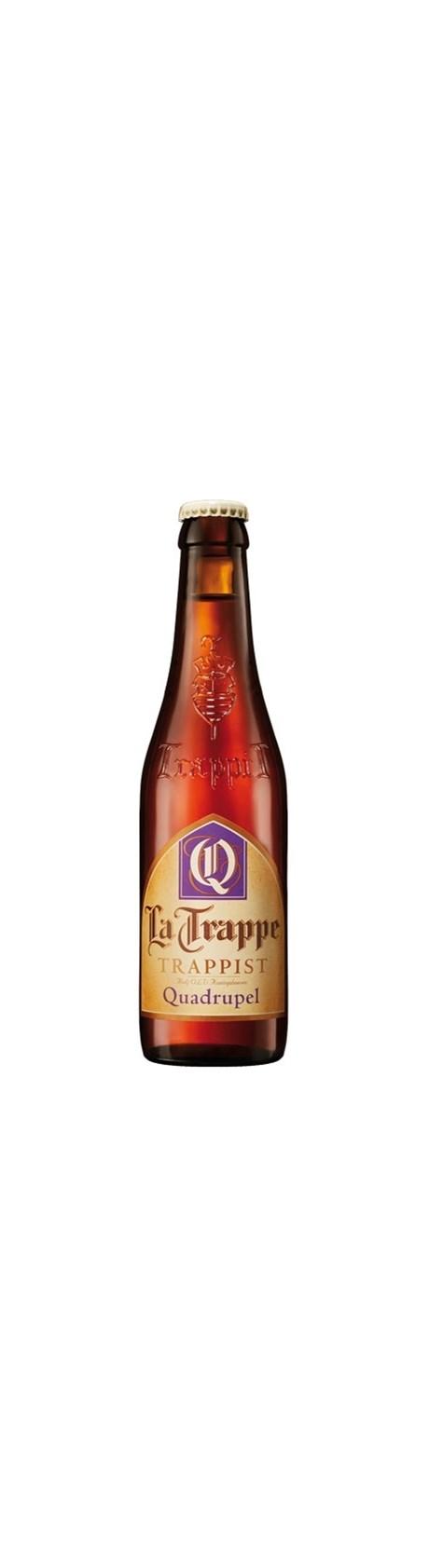 La Trappe Quadrupel 330ml