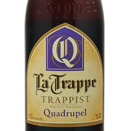 La Trappe Quadrupel 750ml
