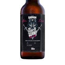 Leuven Dark Wolf Quadrupel Garrafa 500ml