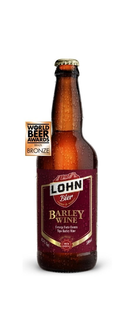 Lohn Bier Barley Wine 500ml