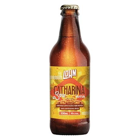 Lohn Bier Catharina Sour com Butiá 330ml