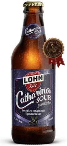 Lohn Bier Catharina Sour com Jabuticaba 330ml