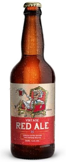 Lohn Bier Vintage Red Ale 500ml