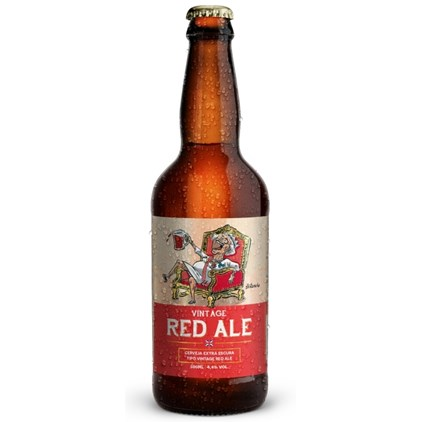 Lohn Bier Vintage Red Ale 500ml