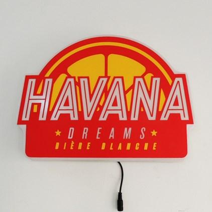 Luminoso Led Havana