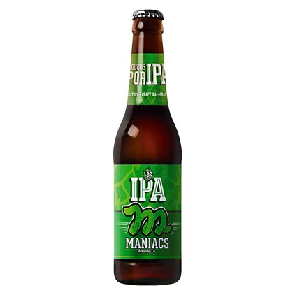 Maniacs IPA 355ml