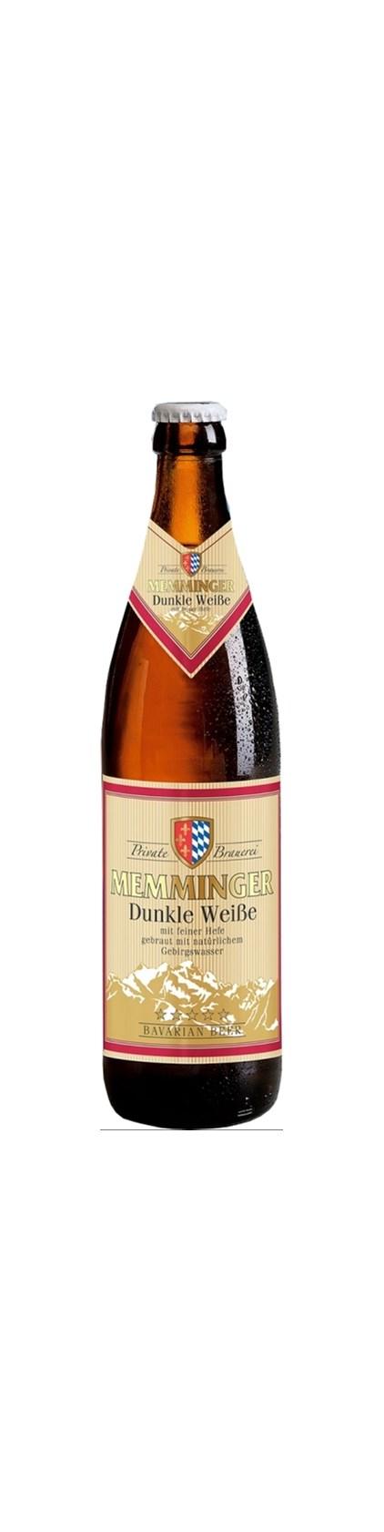 Memminger Dunkle Weisse 500ml