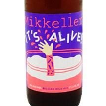 Mikkeller Its Alive! Belgian Wild Ale 330ml