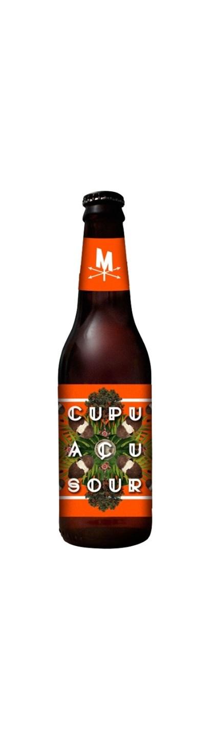 Morada Cupuaçu Sour 355ml