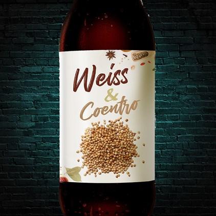 O Segredo das Panelas Weiss & Coentro 355ml