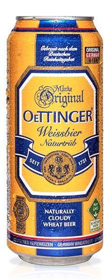Oettinger Weissbier Lata 500ml