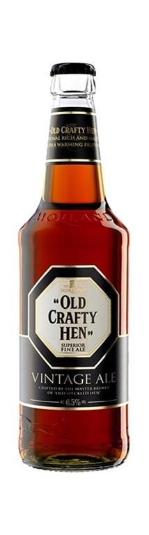 Old Crafty Hen Vintage Ale 500ml