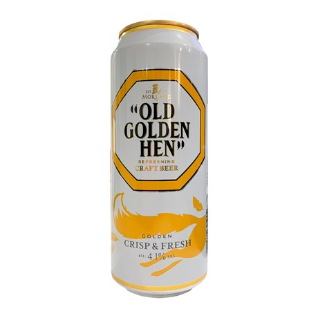 Old Golden Hen Lata