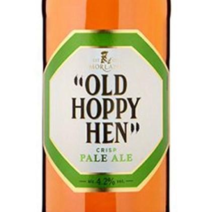 Old Hoppy Hen Pale Ale 500ml