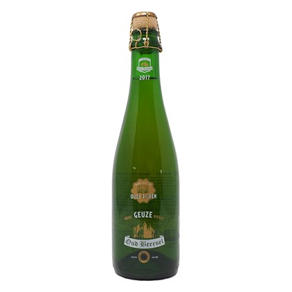 Oud Beersel Geuze Oude Pjipen 2017 375ml