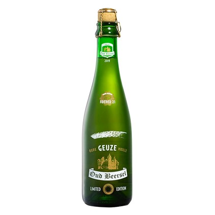 Oud Beersel Oude Geuze Barrel Selection Foeder 21 Garrafa 375ml