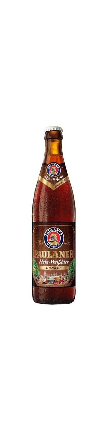 Paulaner Hefe Weiss Dunkel 500ml