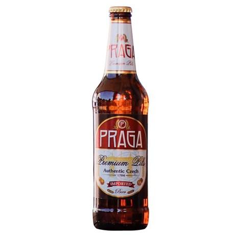 Praga Premium Pils 500ml