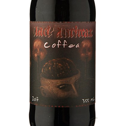 Quatro Graus Coffea Black Anthrax Imperial Stout  355ml